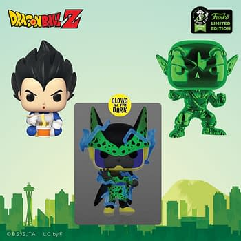 Funko Emerald City Comic Con Reveals &#8211 Dragonball Z