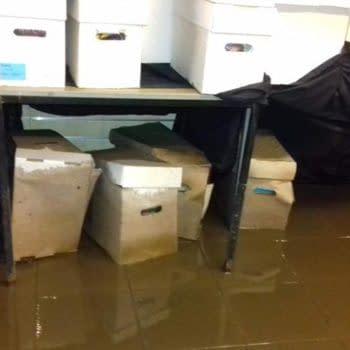 2-Tone Comics Flooded Again