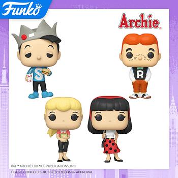 Funko Pop New York Toy Fair 2020 Reveals &#8211 Archie Comics