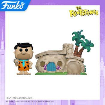 Funko Pop New York Toy Fair Reveals - Harry Potter and Flintstones