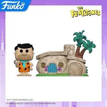 Funko Pop New York Toy Fair Reveals &#8211 Harry Potter and Flintstones