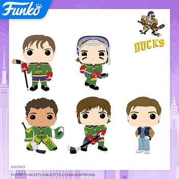 Funko Pop New York Toy Fair 2020 Reveals &#8211 The Mighty Ducks
