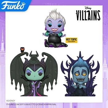 Funko Pop New York Toy Fair 2020 Reveals &#8211 Disney