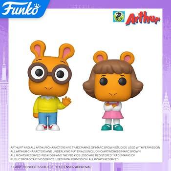 Funko Pop New York Toy Fair 2020 Reveals &#8211 Arthur