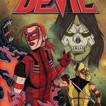 Source Point Press Launches Danger Devil by Tony Doug Wright and Joseph Haemmerle in May 2020 Solicits
