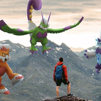 Pokémon GO Announces The Season Of Legends &#038 Therian Arrival