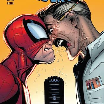 Why is Corrupt Elitist Spider-Man Such a Jerk to J. Jonah Jameson Amazing Spider-Man #39 [Preview]