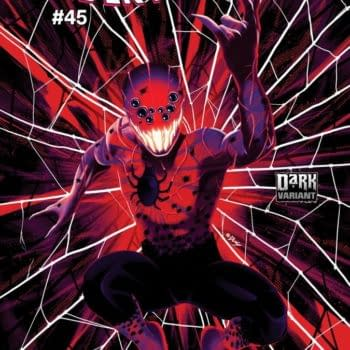 The Spider-Man Who Laughs? Marvel Heroes Get Dark Variants in May
