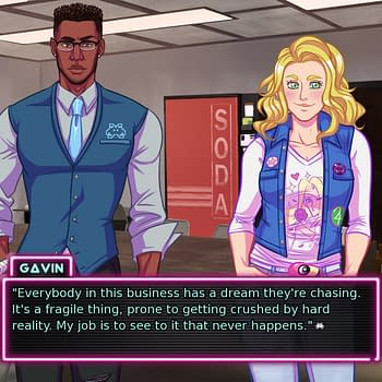 Visual Novel Arcade Spirits is Headed to Consoles This May