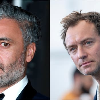 The Auteur: Taika Waititi Jude Law Eyeing Hollywood Satire Series for Showtime [REPORT]