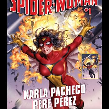 Find Me Somebody To Punch &#8211 Preview Of The New Spider-Woman #1 From Karla Pacheco and Pere Perez