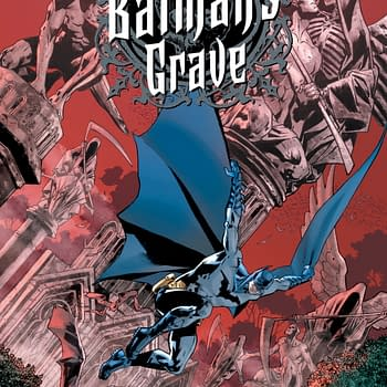 Warren Ellis and Bryan Hitchs The Batmans Grave To Be Collected Done-In-One Hardcover