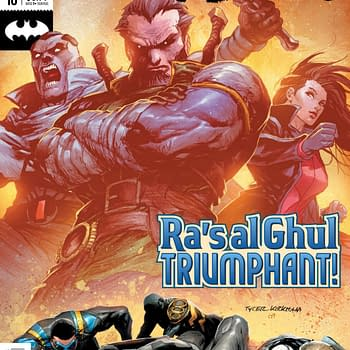 Since When Does Batman Not Want to Recruit More Child Soldiers Batman and the Outsiders #10
