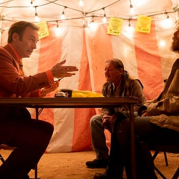 Better Call Saul Season 5 &#8211 Peter Gould on Breaking Bad Breaking Through: This Is the Season Where Worlds Collide