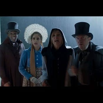 Ten Thoughts About Doctor Who &#8211 The Haunting of Villa Diodati