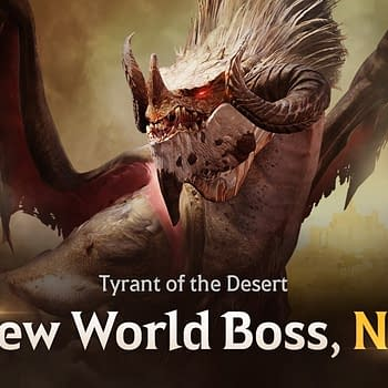 Black Desert Mobile Adds A New Dragon Boss To The Mix