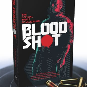Valiant Spoils Bloodshot Movie by Releasing Novelization a Month Before Film Hits Theaters