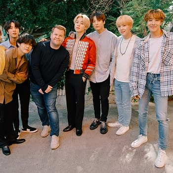 BTS Late-Night Takeover Reigns Supreme with Carpool Karaoke Grand Central Station &#038 Subway Olympics [FANGIRL REVIEW]