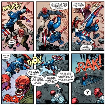 Captain America Created By&#8230 Stan Lee And Jack Kirby (Captain America: The End Spoilers)