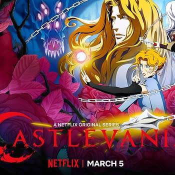 Castlevania Reportedly Moving on From Warren Ellis After Season 4