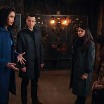 """""""Charmed"""" Season 2 """"Sudden Death"""": Can Macy, Mel & Maggie's """"Power of Three"""" Save Harry in Time? [PREVIEW]"""