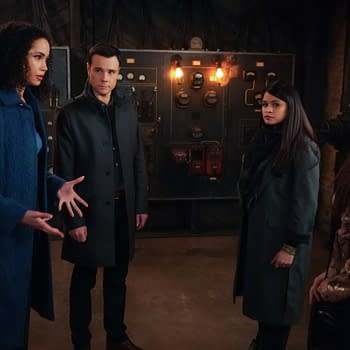 Charmed Season 2 Sudden Death: Can Macy Mel &#038 Maggies Power of Three Save Harry in Time [PREVIEW]