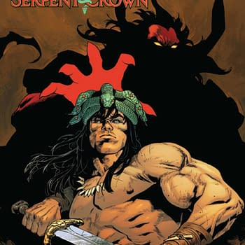 Cebulskis Millions Publishing Initiative One Step Closer to Reality with Conan: Battle for the Serpent Crown #1 [Preview]