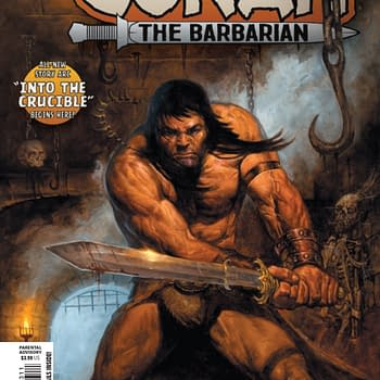 Despite 12 Issues of Dying Conan is Still Alive in Conan the Barbarian #13 [Preview]