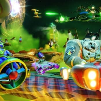 """Crash Team Racing Nitro-Fueled"" Enters The Gasmoxia Grand Prix"