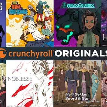 Crunchyroll Releases Crunchyroll Originals Slate: FreakAngels Tower of God Noblesse &#038 More [TRAILER]
