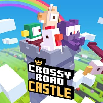 Apple Arcade Gets A New Exclusive Game With Crossy Road Castle