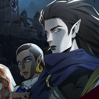 Castlevania: Warren Ellis Posts New Season 3 Artwork [PREVIEW]