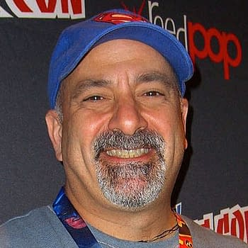 Dan DiDio No Longer Publisher of DC Comics As Of Today