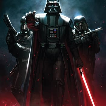 REVIEW: Star Wars Darth Vader #1 &#8212 Showing Both Vaders Rage And His Unfortunate Impotence