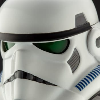 The Stormtrooper Makes His Statue Appearance With Kotobukiya