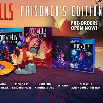 Motion Twin Announces Dead Cells: Prisoners Edition