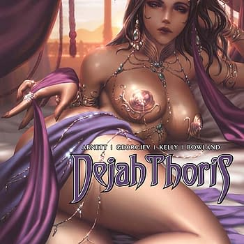 Dan Abnetts Writers Commentary on Dejah Thoris #3 &#8211 Genuinely Shocking Long-Time Barsoom Fans