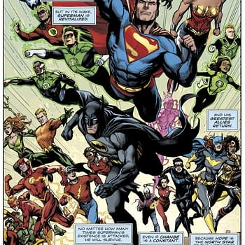 What Is DC Comics 5G The Story So Far&#8230