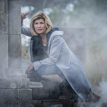 Former Doctor Who Showrunner Steven Moffat Pens New 13th Doctor Story