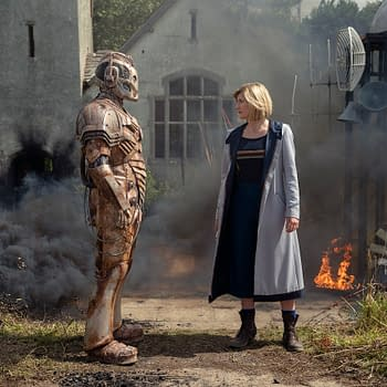 Doctor Who Series 12 Ascension of the Cybermen Upgrades with New Preview Images