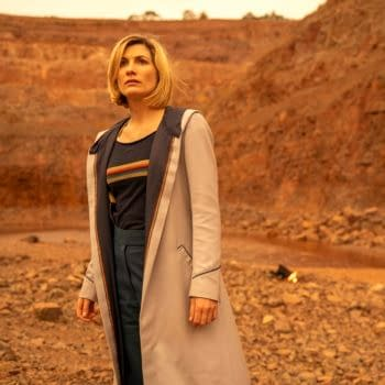 """""""Doctor Who"""" Showrunner Chris Chibnall Promises """"Revolution of the Daleks"""" Will Have """"Thrills, Laughter, Tears"""""""