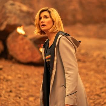 """""""Doctor Who"""": Chris Chibnall Posts New 13th Doctor Short Story Online"""