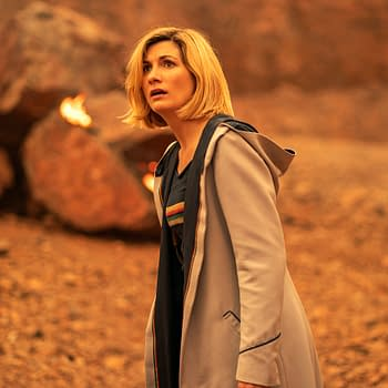 Doctor Who: Chris Chibnall Posts New 13th Doctor Short Story Online