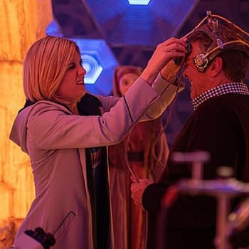 Doctor Who Series 12: BBC Complaints Would Like You to Know The Doctor Did NOT Blow Off Grahams Cancer Concerns