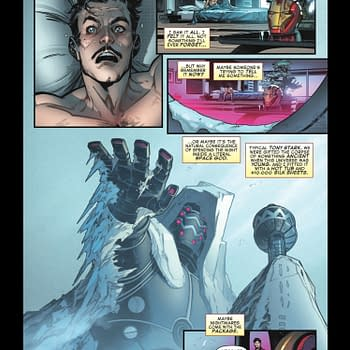Wake Up Tony Here Are All Your Preview Pages From Marvels Empyre #0 #1 and #2&#8230