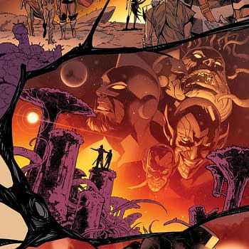5 Pages of Interior Art from Marvels Empyre #2