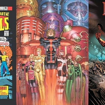 Four Eternals Collections From Marvel in Time For the Movie &#8211 From Jack Kirby to Neil Gaiman