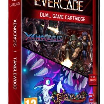 """Xeno Crisis"" & ""Tanglewood"" Receive An Evercade Cartridge Release"