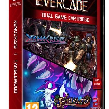 Xeno Crisis &#038 Tanglewood Receive An Evercade Cartridge Release