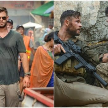 'Extraction': New Images From the Netflix- Chris Hemsworth Action Film